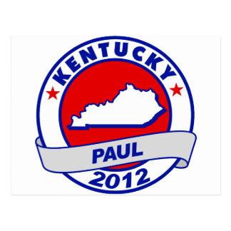Kentucky Ron Paul Tarjeta Postal