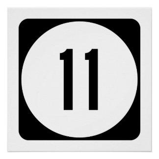 Kentucky Route 11 Poster