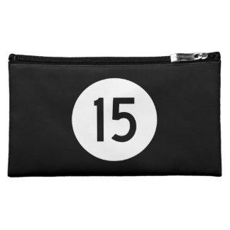 Kentucky Route 15 Cosmetic Bag