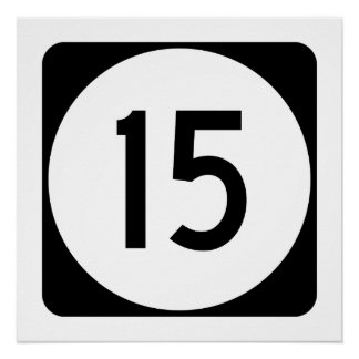Kentucky Route 15 Poster