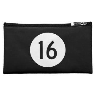 Kentucky Route 16 Makeup Bag