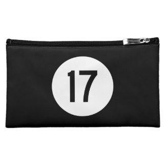 Kentucky Route 17 Makeup Bag