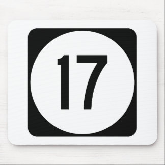 Kentucky Route 17 Mouse Pad