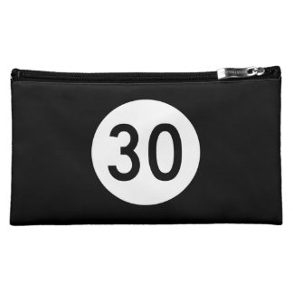 Kentucky Route 30 Cosmetic Bag