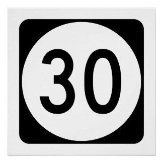 Kentucky Route 30 Poster