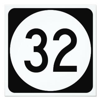 Kentucky Route 32 Card