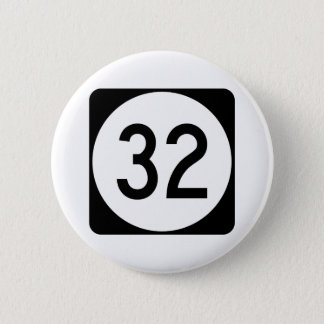 Kentucky Route 32 Pinback Button