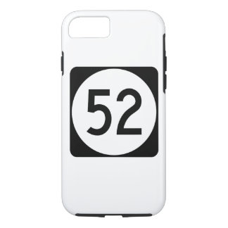 Kentucky Route 52 iPhone 8/7 Case