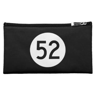 Kentucky Route 52 Makeup Bag