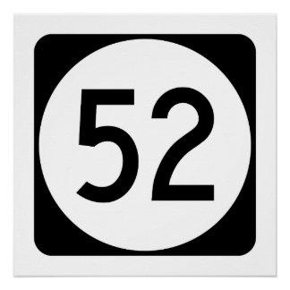 Kentucky Route 52 Poster