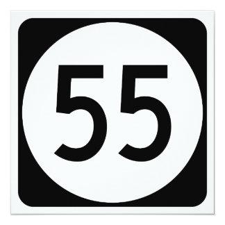 Kentucky Route 55 Card