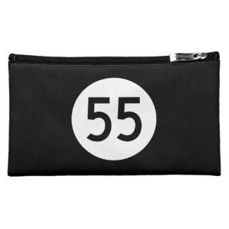 Kentucky Route 55 Makeup Bag