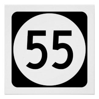 Kentucky Route 55 Poster