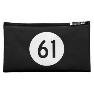 Kentucky Route 61 Cosmetic Bag