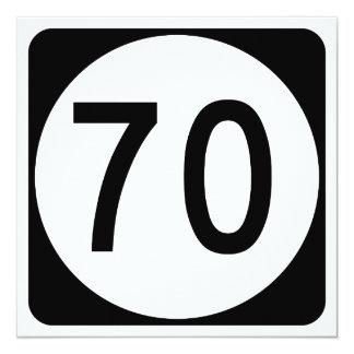 Kentucky Route 70 Card