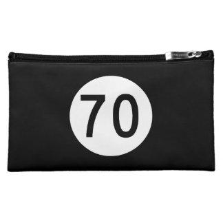 Kentucky Route 70 Makeup Bag