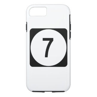 Kentucky Route 7 iPhone 8/7 Case