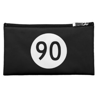 Kentucky Route 90 Makeup Bag