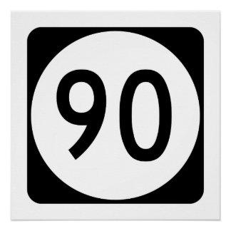 Kentucky Route 90 Poster