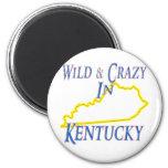 Kentucky - salvaje y loco imanes