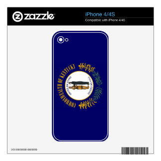 Kentucky Skin For The iPhone 4S