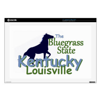 "KENTUCKY SKIN FOR 17"" LAPTOP"