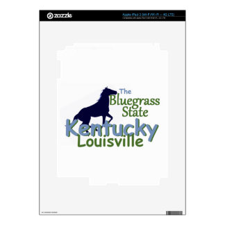 KENTUCKY SKIN FOR iPad 3