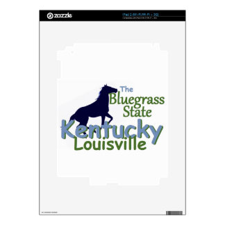 KENTUCKY SKINS FOR iPad 2