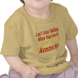 Kentucky - sonriendo camiseta