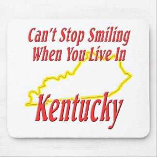 Kentucky - sonriendo tapete de ratones