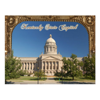 Kentucky State Capitol Building, Franfort, KY Postcard