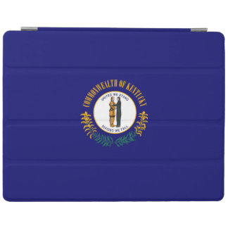 Kentucky State Flag Design decor iPad Smart Cover