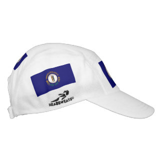 Kentucky State Flag Design Hat