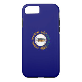 Kentucky State Flag Design iPhone 7 Case
