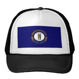 Kentucky State Flag Trucker Hat