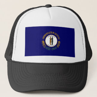 kentucky state flag united america republic symbol trucker hat