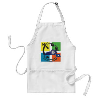KENTUCKY STATE MOTTO GEOCACHER ADULT APRON