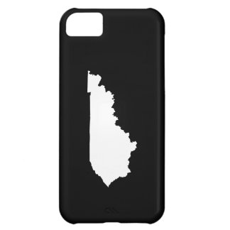 Kentucky state Outline Cover For iPhone 5C