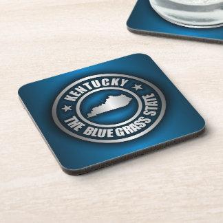 """Kentucky Steel (Blue)"" Coaster"