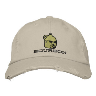 Kentucky Straight Bourbons Embroidered Hat