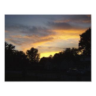 Kentucky Sunsets Card
