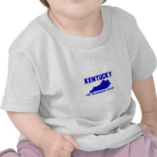 Kentucky The Bluegrass State Tshirt