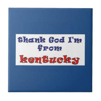 Kentucky Small Square Tile