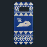 "Kentucky | Tribal State Love Case-Mate Samsung Galaxy S8 Case<br><div class=""desc"">Show off your University of Kentucky spirit with this great Kentucky Wildcats phone case! This design is officially licensed artwork approved by the University of Kentucky. Customized by our team in the San Francisco Bay Area,  CA.</div>"