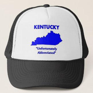 Kentucky - Unfortunately Abbreviated Trucker Hat