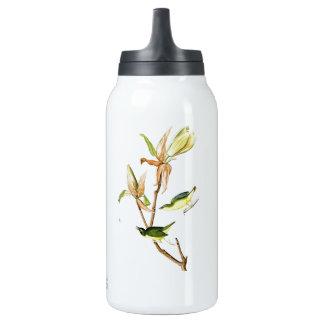 Kentucky Warbler John James Audubon Birds America Insulated Water Bottle