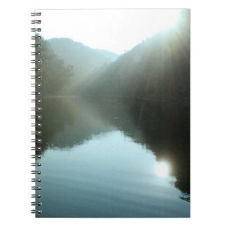 Kentucky Waterway Spiral Notebooks