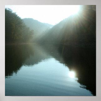 Kentucky Waterway Print