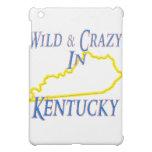 Kentucky - Wild and Crazy iPad Mini Cases