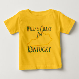 Kentucky - Wild and Crazy Tshirts